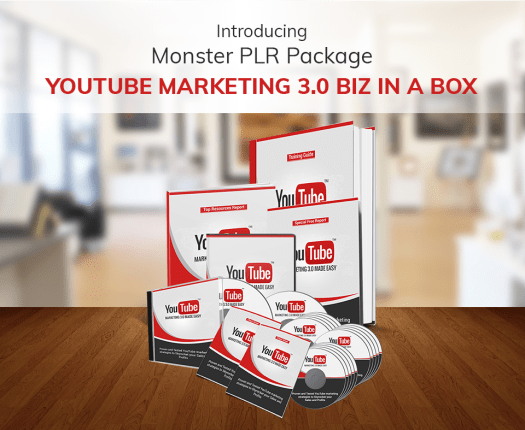 YouTube Marketing 3.0 PLR