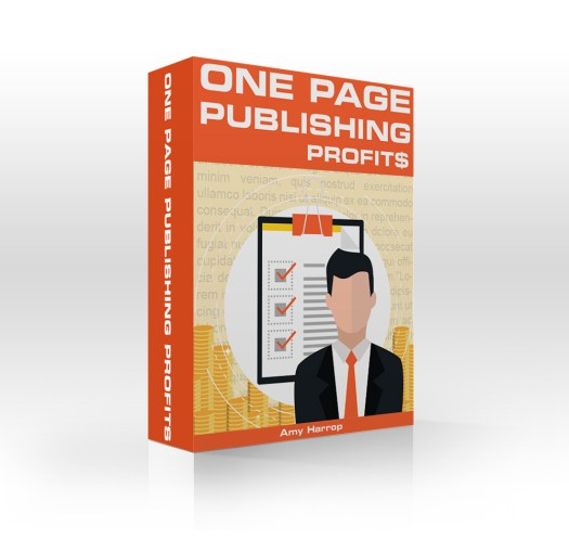One Page Publishing Profits