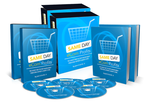Same Day eCom Profits