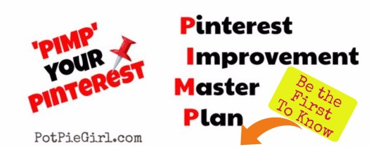 Pinterest Improvement Plan