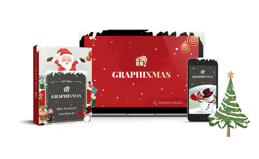 Graphixmas From Lucas Adamski