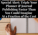 Planner Profits Done For You Templates