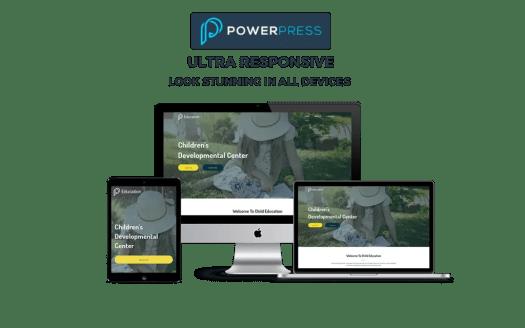 Power Press WordPress Theme