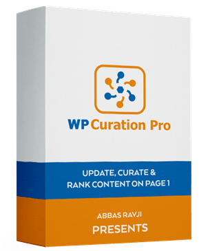 WP Curation Pro
