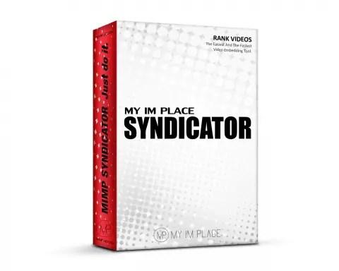 My IM Place Syndicator