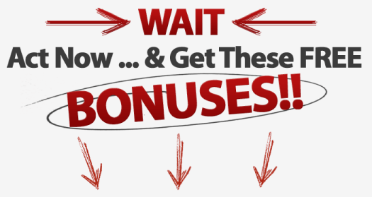Extra Bonuses