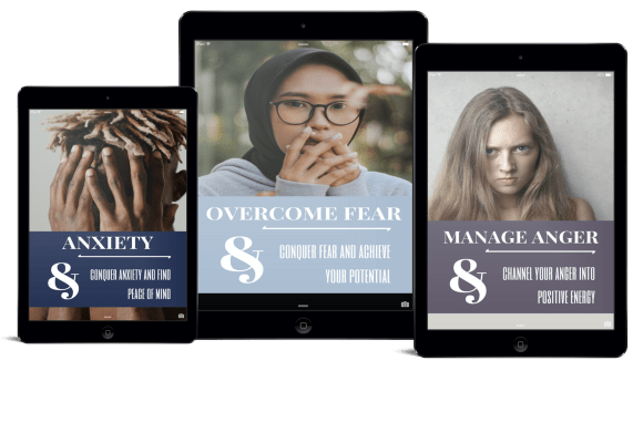 Anger Anxiety and Fear PLR