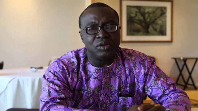 Chido Nwakanma, President, IABC Nigeria