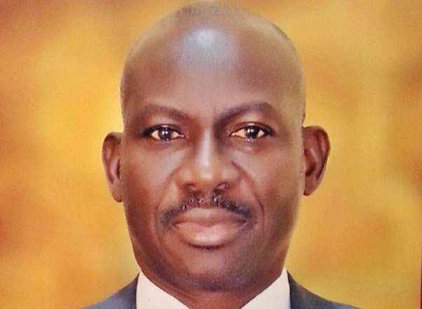 Dr Rotimi Oladele, NIPR President