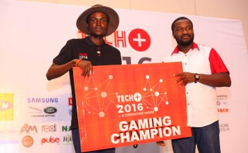 Winners Emerge At 2016 Techplus Gaming Competition- marketingspace.com.ng