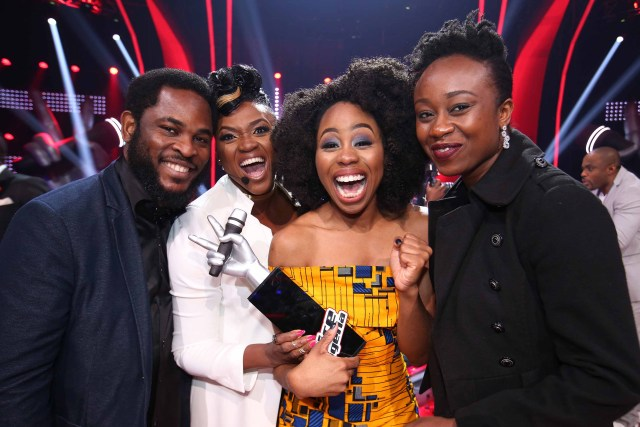 28 Year-Old Arese Wins Airtel's The Voice Nigeria - marketingspace.com.ng