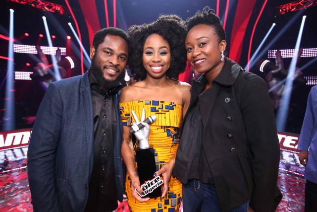 28 Year-Old Arese Wins Airtel's The Voice Nigeria
