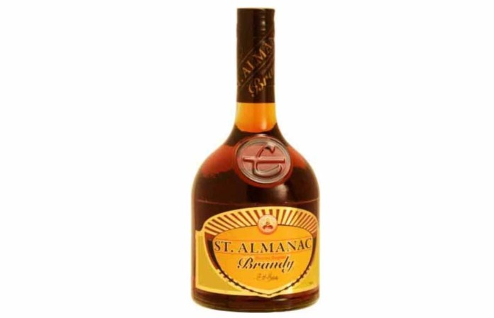 Euro Global Parleys Cognac Brandy Lovers with St. Almanac -marketingspace.com.ng