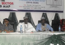 Federal Government unveils water Sector road map-marketingspace.com.ng
