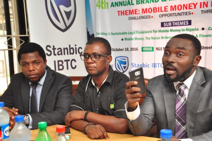 Stanbic IBTC, CBN, NCC to Speak at BJAN Mobile Money Conference-marketingspace.com.ng