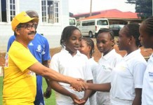 Euro Global Commences Savana Back to School Visits, Unveils Golden Choco drink - marketingspace.com.ng