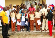 Six Junior School Students Win Total Nigeria's Scholarship -marketingspace.com.ng