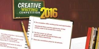 Foundation To Reward Writing Talents-marketingspace.com.ng
