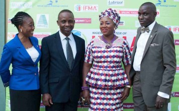 IFMA Nigeria Inaugurates New Council Members-marketingspace.com.ng