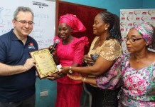 PZ Cussons Global CEO Visits Nigeria; Holds 'Inner Hearts' Mentoring Session With Lagos Students-marketingspace.com.ng