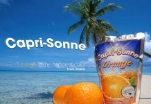 Capri-Sonne Excites Children with Fun Alarm Promo-marketingspace.com.ng