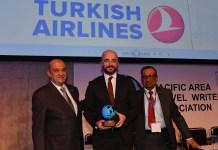 Turkish Airlines wins PATWA International Award at ITB Berlin 2017-marketingspace.com.ng