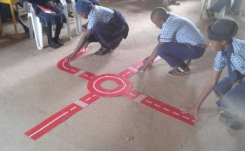 Total Nigeria Plc Educates School Children on Road Safety Behaviour-marketingspace.com.ng
