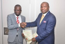 CMC Connect Executive Director, Olabode, Bags IMC Fellowship Award-marketingspace.com.ng