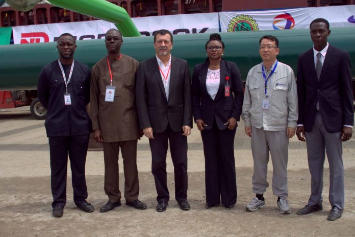 Nigerdock Boosts Local Content With Delivery Of EGINA FPSO Fabricated Structures-marketingspace.com.ng