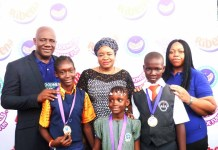 1,200 Children Receive Awards From Ribena For Good Values-marketingspace.com.ng