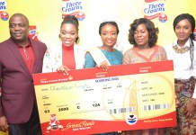 Oluwakemi Longe Emerges Three Crowns Milk 2017 Mum of the Year-marketingspace.com.ng