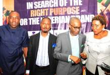 Experts Advise Nigeria On The Need To Define Her Purpose, Facilitate Global Competitiveness-marketingspace.com.ng