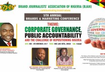 BJAN's 5th Annual Brands and Marketing Conference's Train Moves To Enugu.......Holds November 2-4-marketingspace.com.ng