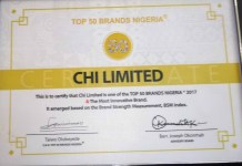 Chivita, Hollandia Drive Chi Limited's Recognition As The Most Innovative Brand-marketingspace.com.ng