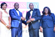 Coronation Merchant Bank Wins 'Merchant Bank of the Year' Award-marketingspace.com.ng