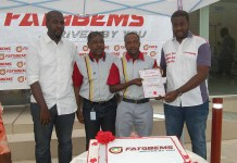 Customer Service Week: Customers, Staff Applaud Fatgbems Petroleum's Initiative-marketingspace.com.ng