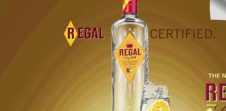 Grand Oak's Regal Dry Gin Excites Consumers At Advertisers Awards-marketingspace.com.ng
