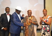 CMC Connect GMD, Badejo-Okusanya, Bags 'Bob Ogbuagu Leadership Award'-marketingspace.com.ng