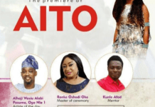 Wema Bank Sponsors Aito Movie, Premieres March 4-marketingspace.com.ng