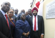 Ambode Commissions Coca-Cola's Ultra-Modern Youth & Sports Centre in Gbagada-marketingspace.com.ng