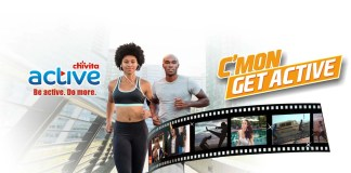 Chivita Active Promotes Active Lifestyle In New C'mon Get Active Campaign-marketingspace.com.ng