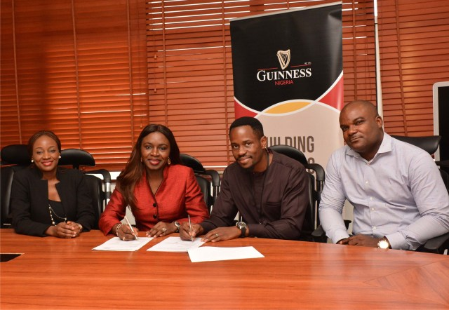 Guinness Nigeria Signs MOU With Wecyclers On Waste Management-marketingspace.com.ng