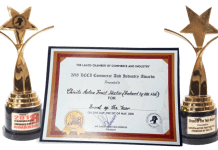 Chivita Active Fruit Nectar Emerges Brand Of The Year At The LCCI 2018 Awards-marketingspace.com.ng