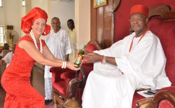 Hero Lager Beer Wears A New Cork As It Is Knighted-marketingspace.com.ng
