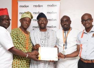 Modion Communications Partners Leadway Assurance To Provide Insurance Cover For Nigerian Photo Journalists-marketingspace.com.ng
