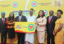 Nigerian Heart Foundation Endorses Three Crowns Milk At 30 For Wellness-marketingspace.com.ng