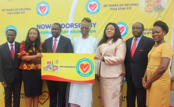 Nigerian Heart Foundation Endorses Three Crowns Milk At 30 For Wellness-marketingspace.com.ng