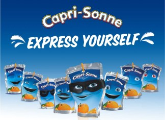 Children Express Themselves With Capri-Sonne Emoji Pouches-marketingspace.com.ng