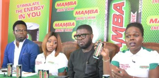 MAMBA ENERGY DRINK Officially Launched Into Nigeria, Eyes Market Leadership-marketingspace.com.ng