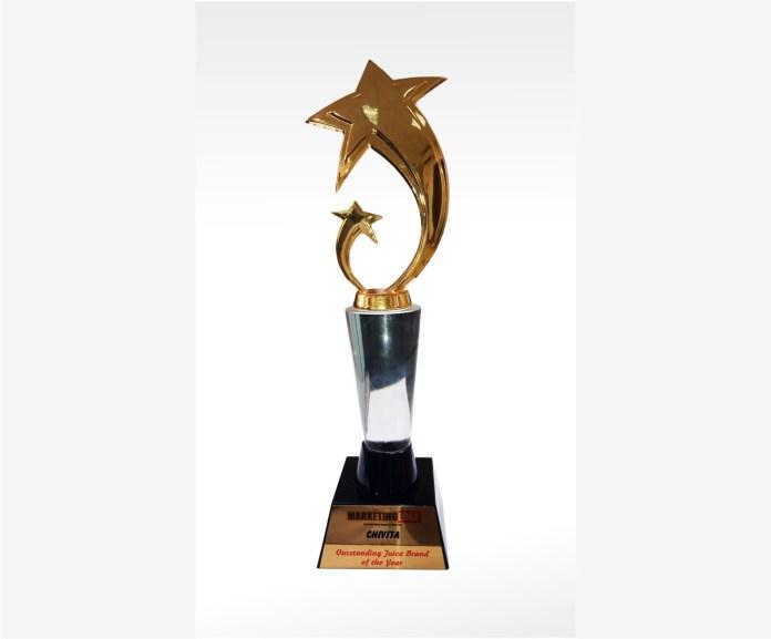 Chivita Wins Marketing Edge Outstanding Juice Brand Of The Year Award-marketingspace.com.ng